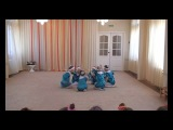 Чайки - народно-характерный танец